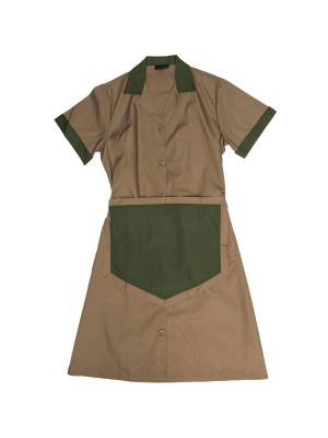 WOMEN'S THREE PIECE TWO TONE UNIFORM
