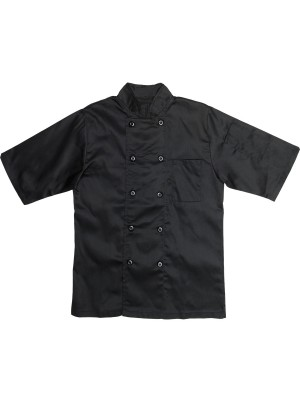 SHORT SLEEVE CHEF JACKET