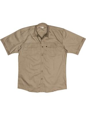 PLAIN BUSH SHIRT