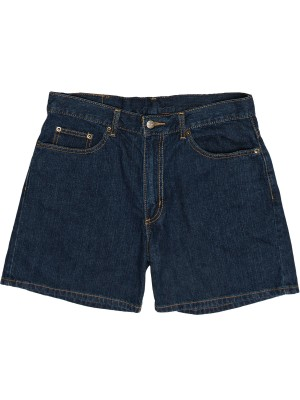 MEN'S FIVE POCKET DENIM WORK SHORTS