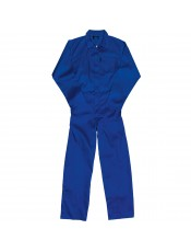 BOILER SUITS ROYAL BLUE