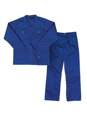 J54 ROYAL BLUE CONTI SUIT