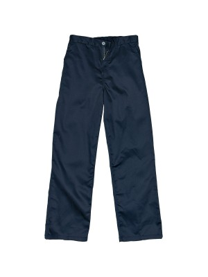 PREMIUM BLUE INDIGO DENIM CONTI TROUSERS