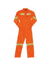 Javlin J54 Reflective Boiler Suits