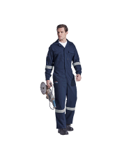 Barron D59 (SABS) Flame and Acid Retardant Boiler Suit