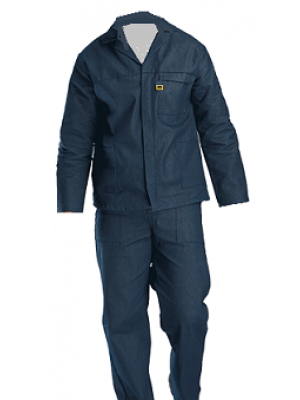 100% Cotton Denim Conti suit overalls