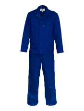 SABS Continental 2Piece Overall – Royal Blue J54